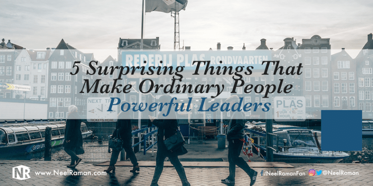 How to become a powerful leader