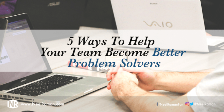 Things that improve team performance