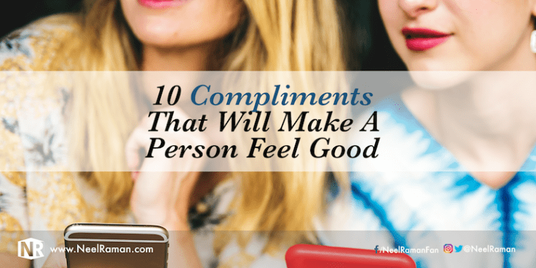 How to compliment a friend