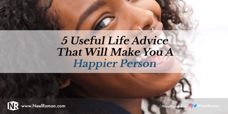 How to make your life happier