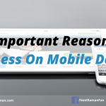 10 Important Reasons To Rely Less On Mobile Devices