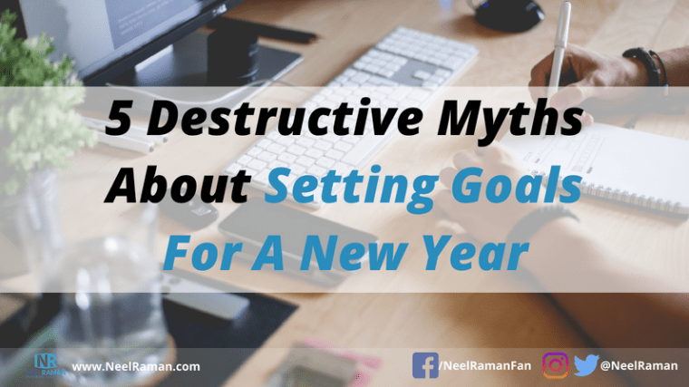 how to set better goals this year