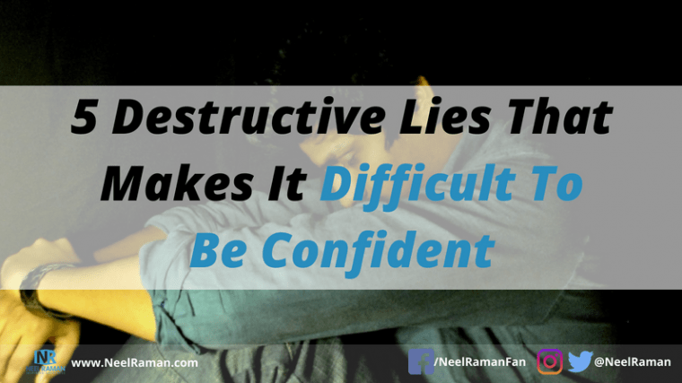 Ways to be more confident