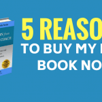 5 Reasons To Buy My New Book Now