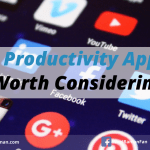 5 Productivity Apps Worth Considering