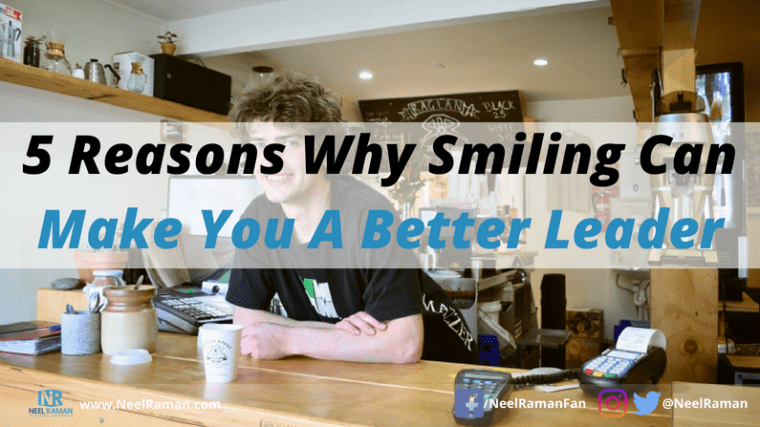 why should we smile more