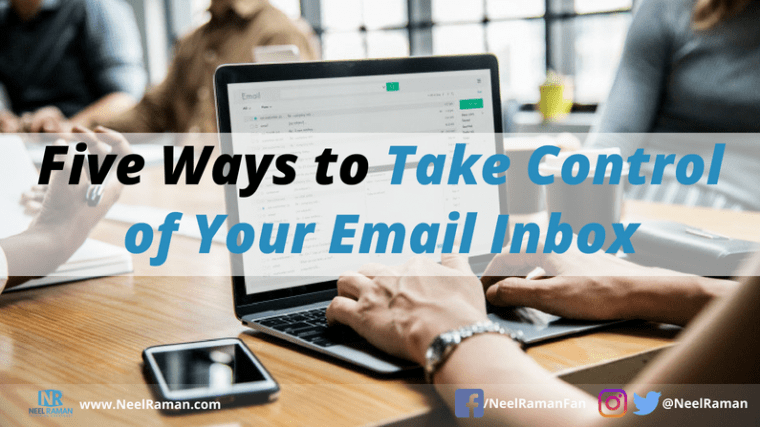 ways to manage email better