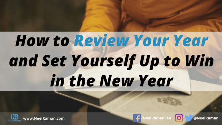 ways to review the year