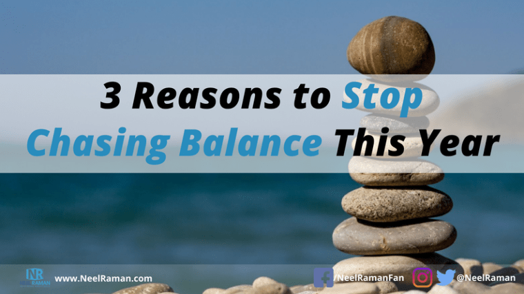how to achieve balance in life